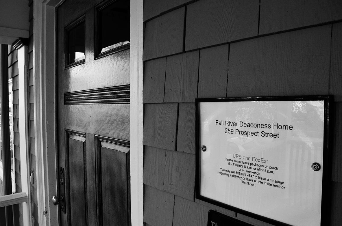 Fall River Deaconess Home, Fall River Deaconess Home logo, logo, Deaconess Home, Fall River, Massachusetts, school